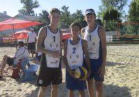 Срібні медалі роздільнянських волейболістів