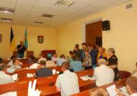 Десята сесія Роздільнянської районної ради