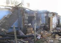 На Роздільнянщині внаслідок пожежі загинула мати та двоє малолітніх дітей