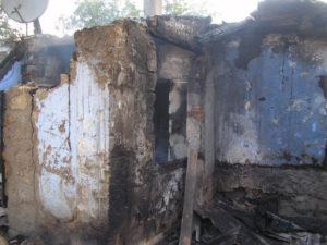 Пожежа в с. Покровка Роздыльнянського району