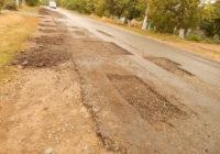 Фото дня, ремонт дороги у Яковлівці