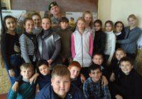 Встреча с защитником Украины