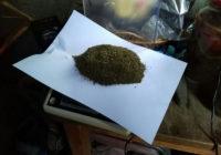 Понад 35 кілограм наркотиківвиявлено на Одещині