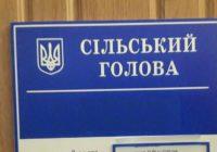 В.М. Драгана визнано обраним Новоукраїнським сільським головою
