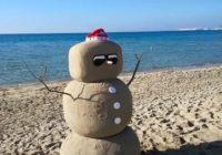Конкурс «Креативний сніговик» триває