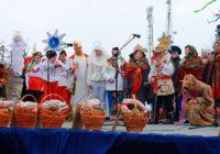 У Роздільній відбувся перший районний фестиваль вертепів