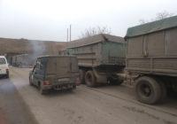 Дорогу на Кучурган розблоковано