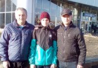 Роздільнянський легкоатлет виборов бронзу на Чемпіонаті України