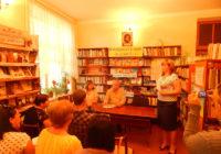 Українські поети В. Стельмах та Н. Палашевська зустрілися з роздільнянцями