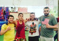 Чемпионат Украины по Муей Тай