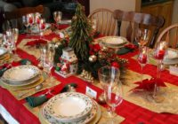 Яким має бути новорічний стіл-2018