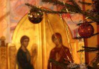 Рождество к нам приходит вновь