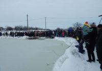 19 січня у Нових Чобручах відбудуться хрещенські купання