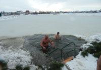 Хрещенські купання – 2018 у с. Нові Чобручі, відео