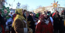 """Фестиваль вертепів """"Різдвяна зірка"""" у Роздільній, фото"""