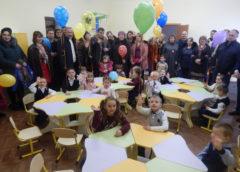 У селі Буцинівка Роздільнянського району відкрили НВК