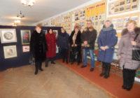 У Роздільній відкрилася персональна виставка Олени Пини-Шабінської