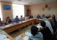 У Роздільній пройшло перше засідання Госпітальної ради