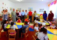 Новоукраїнський НВК відчинив двері для дошкільнят