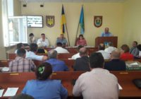 На сесії Роздільнянської районної ради