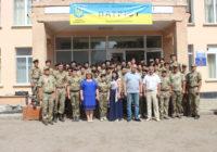 У Роздільнянському районі відкрито військово-патріотичний табір