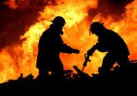 Ліквідовано пожежі в літній кухні та у приватному будинку