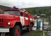 У Гаївці два дні відкачували воду з підтоплених приватних домогосподарств