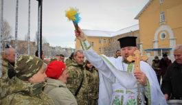 У прикордонників Білгород-Дністровського загону є військовий капела