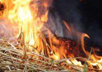 Через необережне поводження з вогнем
