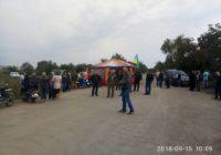 Журналісти 1+1 приїхали на акції з перекриття доріг Роздільнянщини, відео