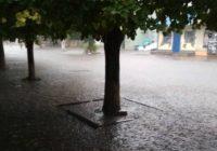 Вчорашня злива на Роздільнянщині, фото та відео