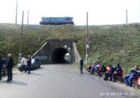 Дорогу перекрито: зупинився навіть локомотив