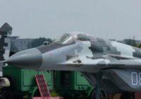 Украинская военная авиация усилена модернизированными истребителями