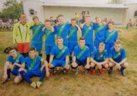 Таблицы первенства Раздельнянского района по футболу