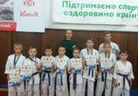 На Чемпионате Одесской области по Комбат Самозащита ICO