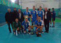 Волейбольний турнір пам'яті воїна-інтернаціоналіста В. Чернишова