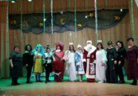 У Яковлівці відбулися новорічні свята для дітей