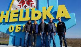 Відео роздільнянських волонтерів з Донбасу