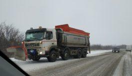 Автошляхи Одещини залишаються проїзними