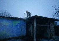 У м.Роздільна рятувальники ліквідували дві пожежі –у літній кухніта у гаражі