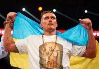 За версією WBCОлександр Усик – найкращий боксер року