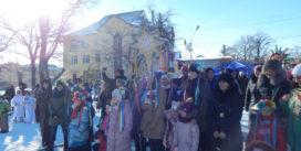 Третій районний фестиваль вертепів у Роздільній, фоторепортаж