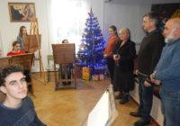Вступна кампанія у рідних стінах для юних художників Роздільнянщини