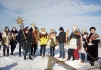 Як у Яковлівці Старий Новий рік зустрічали, відео та фото