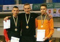Легкоатлет из Раздельной выиграл бронзу на Чемпионате Украины среди юниоров