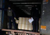 На ОдещиніСБУблокувала контрабанду тютюнових виробів до України