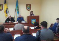 На засіданні бюджетної комісії