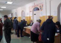 Активність виборців склала 43,86% – ЦВК