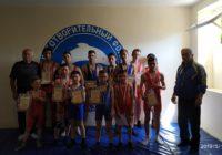 В Лиманском состоялся турнир по вольной борьбе