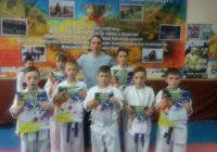 Чемпионат Одесской области по прикладному рукопашному бою